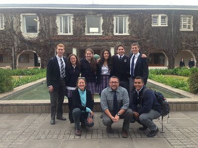 Exchange with Chile 7/25/14 - 8/20/14