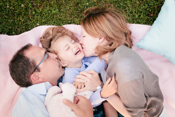 Malissa, Quentin, and Hope | Family