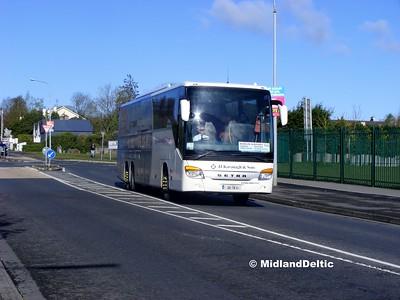 Portlaoise Buses, 30-04-2015