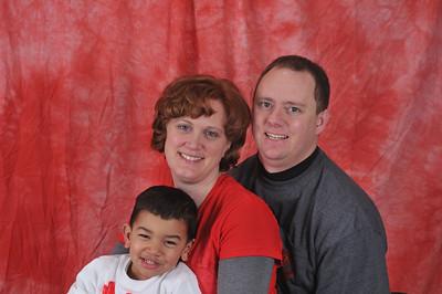 V-day Family Photos - 2010