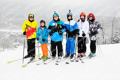 Photos on the Slopes 11-28-14