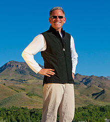 Scott E. Jordan, co-founder of Scottevest