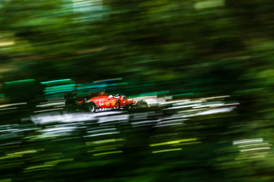 F1, Hungaroring, FP2