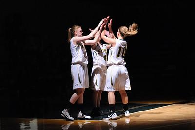 Girls Varsity Basketball - Ballard 2011-2012