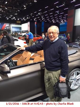 2016 NAIAS auto show