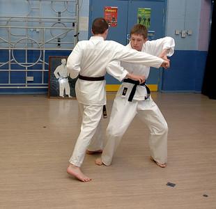03/07 - Karate