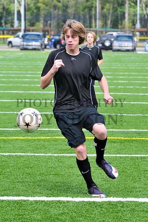 U14 Fusion vs Richmond Hill Soccer 10/17/2009