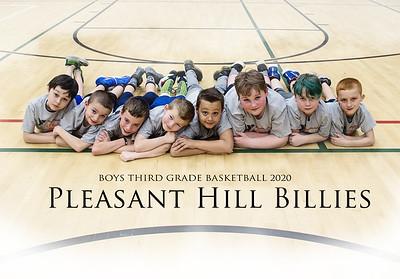 Pleasant Hill Billies Boys 3rd Grade
