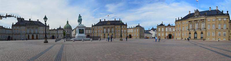 Amalienborg Panorama