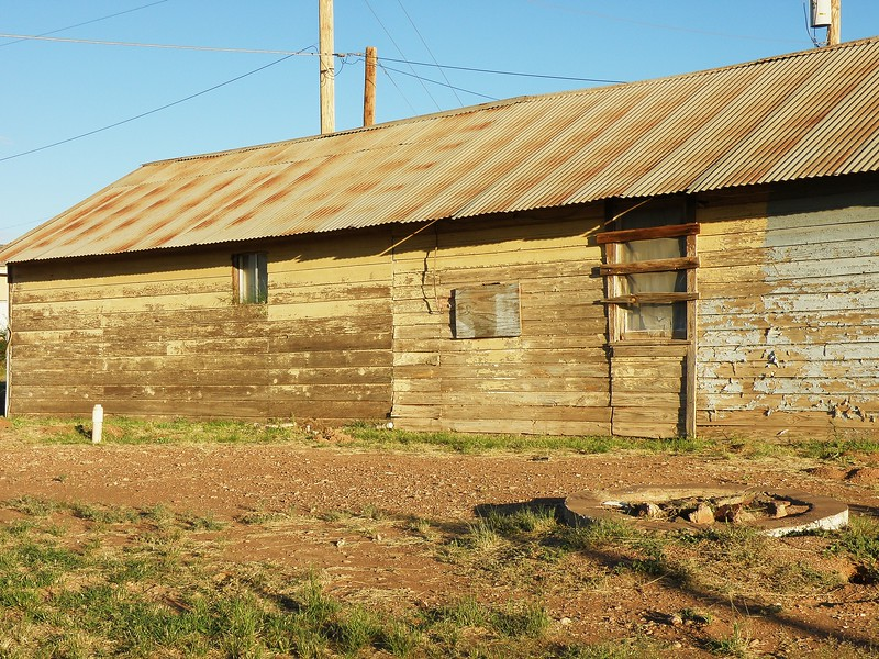 Old Homesteads in Texas