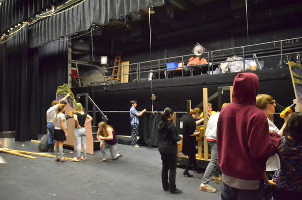 The Pirates of Penzance: Set Strike - Mar 16,2014