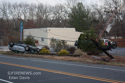 12/12/2012, MVC, Pittsgrove Twp. Salem County, Rt. 40