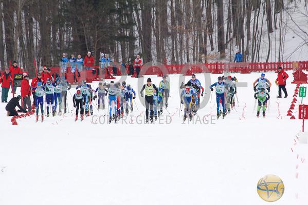 2014 Eastern Cup U16 Boys 5K Mass Start