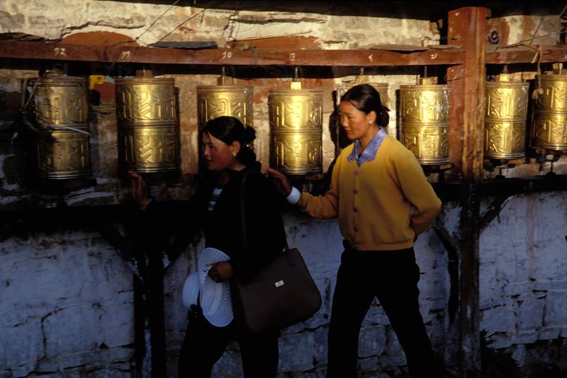 2001 Tibet