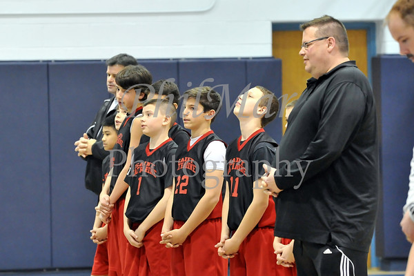 St. Catharines Red VS Sacred Heart 6th Grade Boys