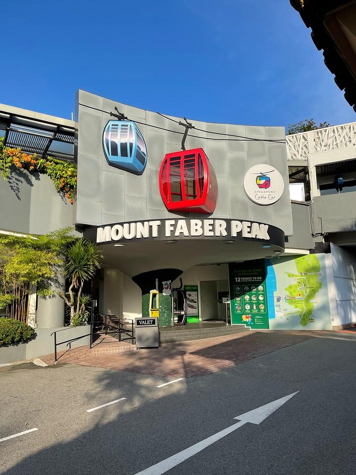 Mt Faber Perk