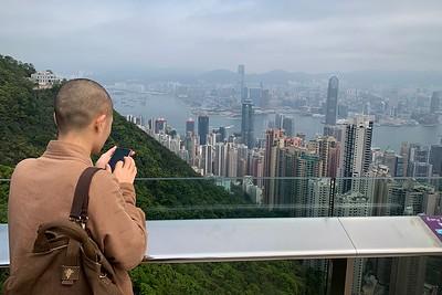 Hong Kong, Macau, and Chengdu