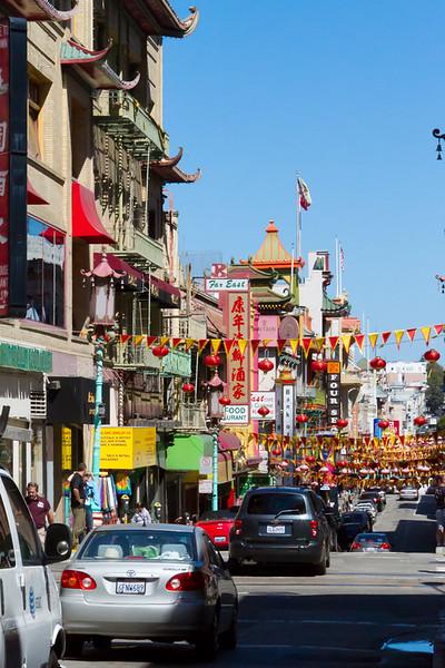 More China town