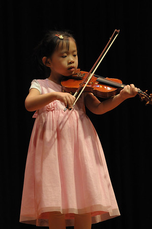 Young Violinists Recital PVRSO 2012