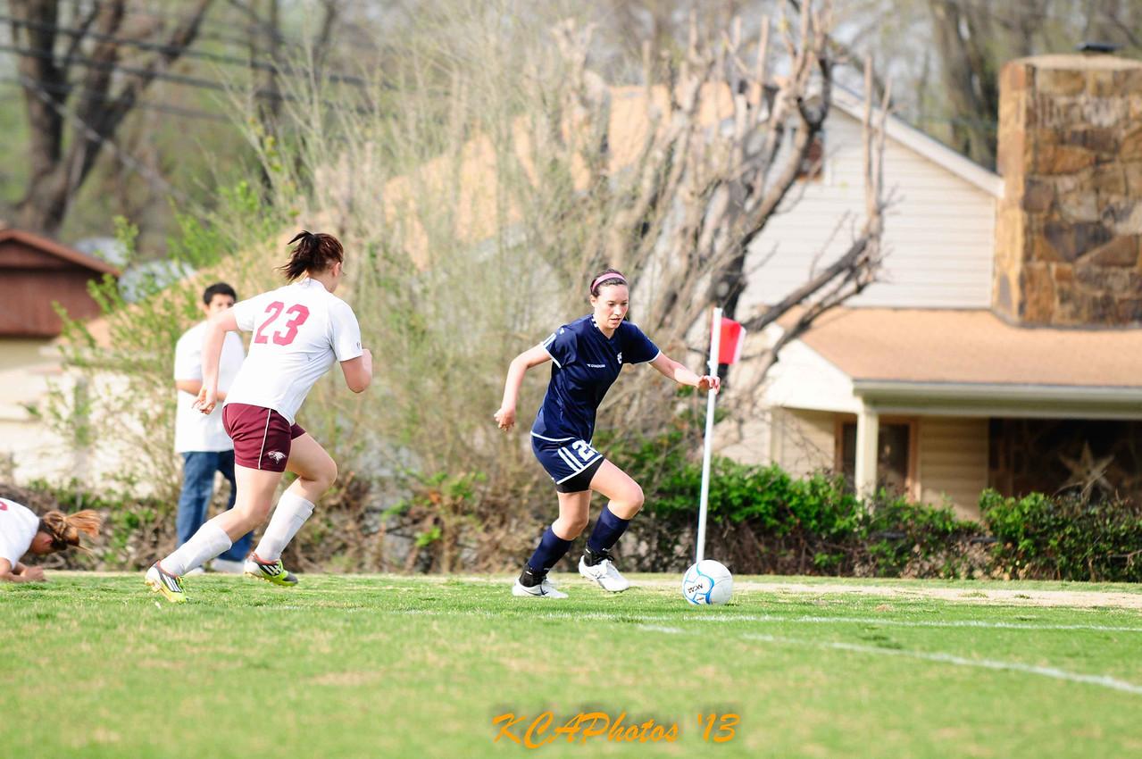 2013 SCS Soccer vs Huntsville 4-9-2013 -26