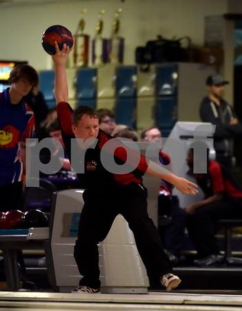 Urbandale @ Fort Dodge Bowling 1/25/18