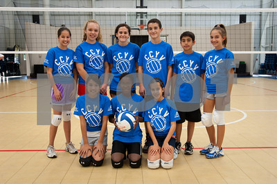 Cherokee County Youth Volleyball- TEAMS