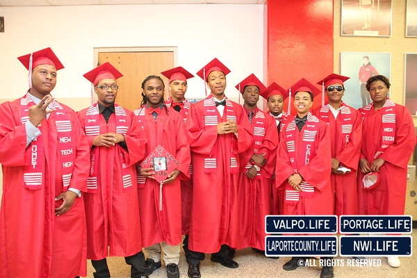 Calumet New Tech Graduation 2017