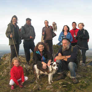 Beacon Hill: The 5th Anniversary Wendy Cronin Memorial Mountain Walk