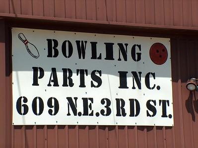 Bowling Parts, Inc.