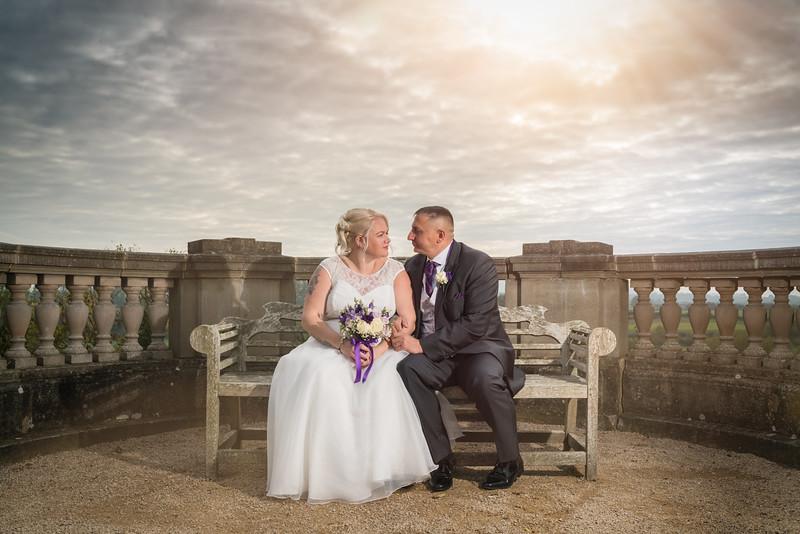 Donna & Dave Wedding