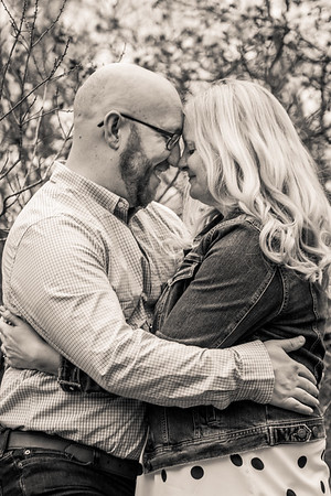 Jill and Jason - Engagements - 4-21-2018