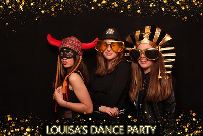 Louisa's Dance Party
