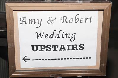 Rob & Amy Wedding Photos