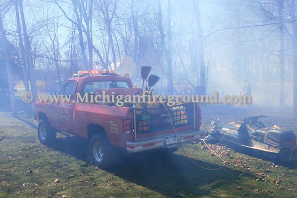 3/8/17 - Wind storm grass fires