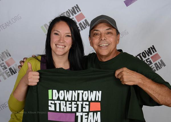 SJ Downtown Streets Team - Oct.7,  2015