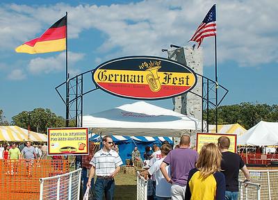 Independence Kansas German  Fest