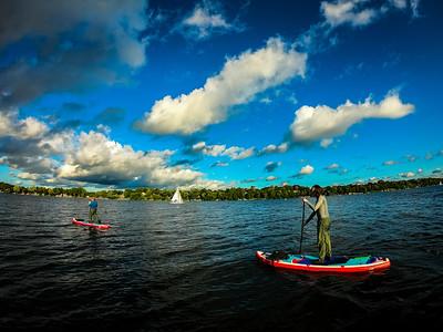 Easy Going - Bald Eagle Lake 7-10-19