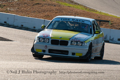 BMW CCA Club Racing October NHMS 2012
