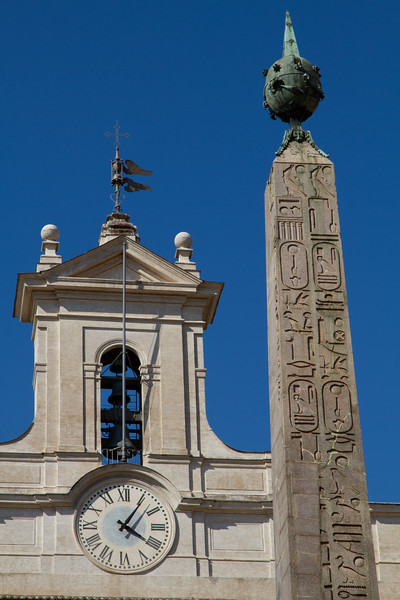 Obelisk of Montecitorio
