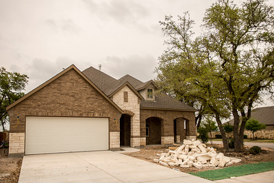 Real Estate Photography - Cold Springs House - Under construction