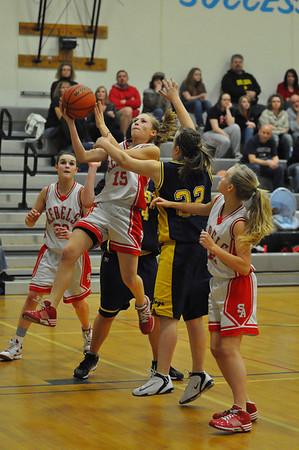 West Albany vs South  Freshman Girls Basketball