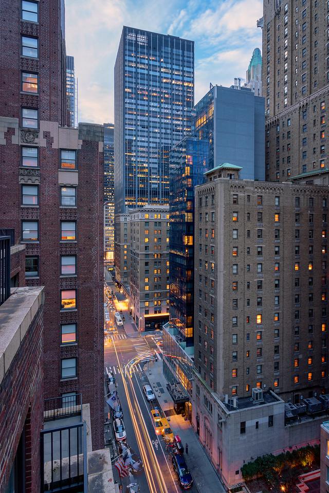 Long Weekend in New York City Midtown