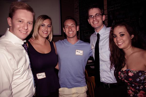 PVF Alumni Social - April 2014