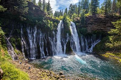 California - Burney Falls