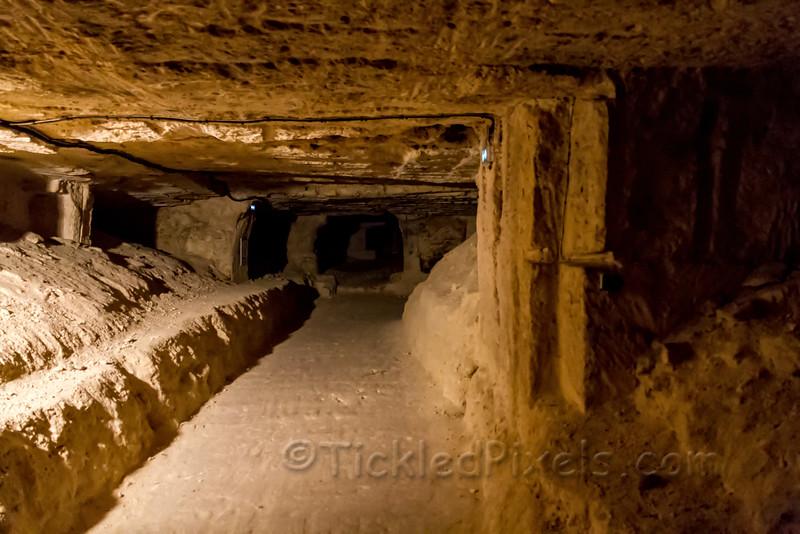 Old Underground Quarries