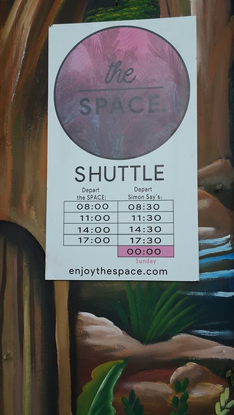 Shuttles - Space  - @ Simon Says