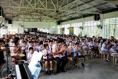 Mass Celebration 2014-2015