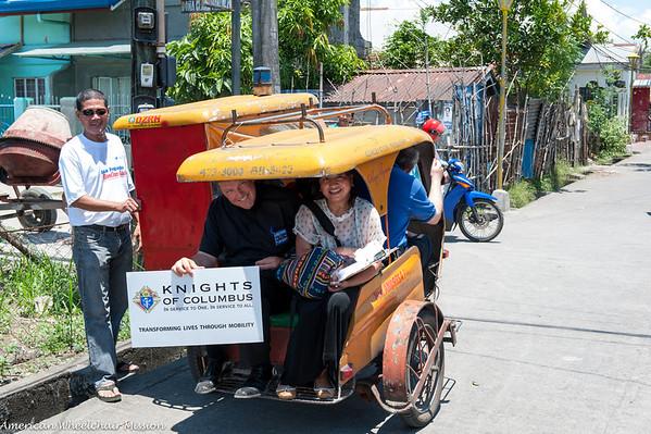 Naga City: Home Deliveries