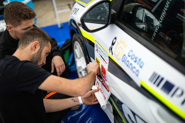 Rallye La Nucia Mediterráneo 2020