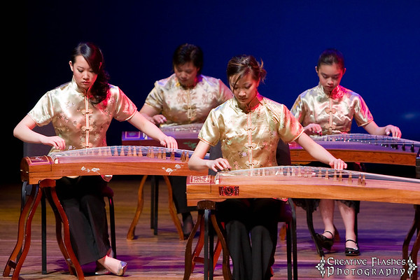 NW Guzheng Orchestra